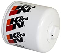 K&N HP-2010 Performance Wrench-Off Oil Filter by K&N