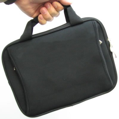 APPLE IPAD Tablet 16GB 32GB 64GB WiFi WiFi Netbook PC BLACK NEOPRENE SLEEVE CASE Cover Pouch Carrying Bag