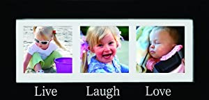 Live, Laugh, Love Photo Frame