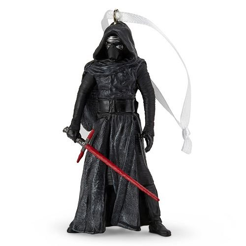 Star Wars The Force Awakens Kylo Ren Christmas Ornament