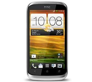 HTC Desire X Smartphone Android avec HTC Sense GSM/GPRS/EDGE/HSPA/WCDMA/GPS Bluetooth Wifi Blanc