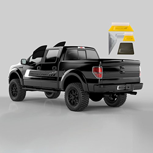 Tint Kits (Computer Cut) For All Four Door Trucks (Front Windows With Tool Kit) (F250 Window Tint compare prices)