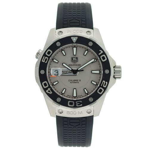 TAG HEUER AQUARACER CAL.5 500M MENS WATCH WAJ2111.FT6015