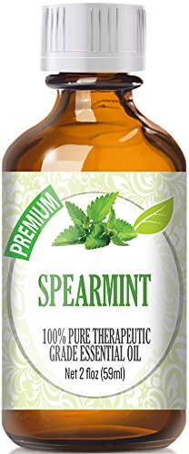 Spearmint (60ml) 100% Pure, Best Therapeutic Grade Essential Oil - 60ml / 2 (oz) Ounces