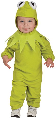 Kermit Costume - Toddler - Toddler