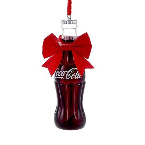 Christmas Coke Bottle Ornament