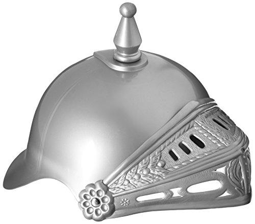 Jacobson Hat Company Men's Adult Plastic Knight Helmet - 1
