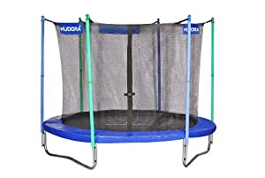 hudora 250cm trampoline sports outdoors. Black Bedroom Furniture Sets. Home Design Ideas