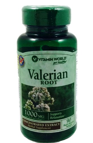 Best Valerian Root Supplement