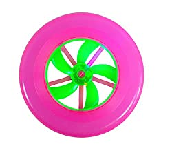 Planet Of Toys Flying Disk Pink