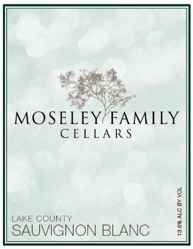 Nv Moseley Family Cellars Lake County Sauvignon Blanc 750 Ml