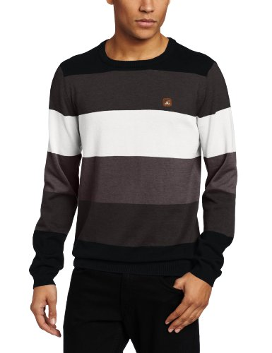 DC Shoes Bob Men's Jumper Black Medium