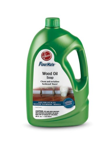 Hoover AH30255 Floor Mate 48-Ounce Wood-Oil Soap