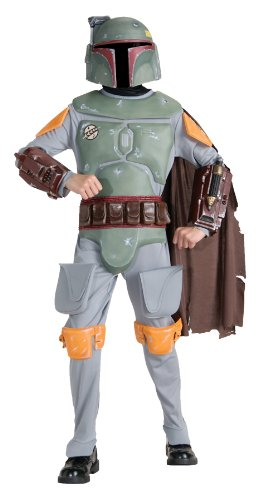 Boba Fett Child Costume deluxe
