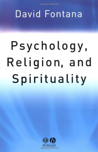 psychology and religion Pargament notes that psychology and religion have become rivals in place of  confession, conversion, sins, and virtues, we have psychotherapy, personal.