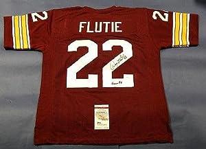 Doug Flutie Signed Jersey - Heisman 84 Bc - JSA Certified - Autographed College... by Sports+Memorabilia