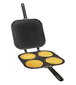 Picture Perfect Pancake Pan and Omelette Pan - Omelette Maker / Pancake Maker (2 Pack)