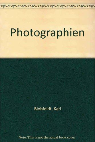 Photographien (Schirmer's visuelle Bbliothek) (German Edition), Blobfeldt, Karl