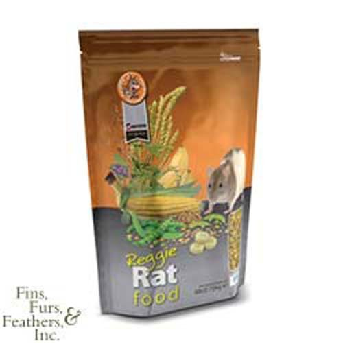 Supreme Petfoods Limited Reggie Rat Food 6 Lb