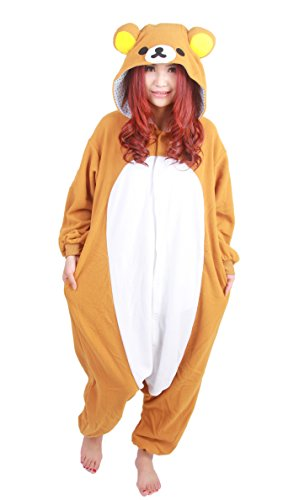 Little Bear Kigurumi Costume