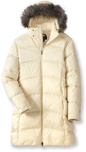 Mountain Hardwear Women's Downtown Coat II, Snow, X-Large