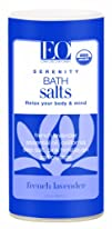 EO Serenity Bath Salts French Lavender 22 Ounce Canisters Bag