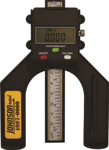 Johnson Level 1887-000 Digital Depth Gauge