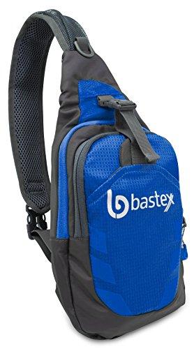 bastex-on-the-go-blu-misura-media-oltre-la-spalla-per-cellulari-e-accessori-multiuso-borsa-multiuso-