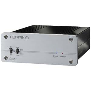 Amazon.com: TOPPING D20 24Bit 96kHz High Speed DAC Multi Function USB