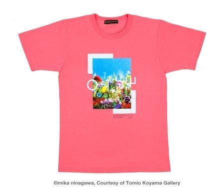 24時間テレビ 2016 チャリティーTシャツ NEWS チャリT グッズ (M, ピンク)