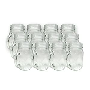 Ball 40014 plain drinking mugs, box of 12 , 16 oz each