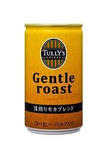 伊藤園 タリーズコーヒー ジェントルロースト(Gentle roast) 170g缶 1ケース(30本)