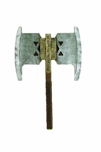 Rubie's Costume Men's Lord Of The Rings Gimli Accessory Axe