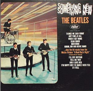 The Beatles - The Beatles - Something New ( Mini LP CD ) - Zortam Music