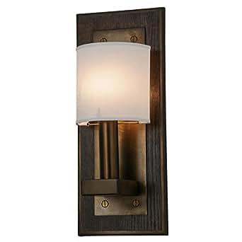 2nd Ave Design 200109.24 Nadine Sconce In Antique Copper - - Amazon