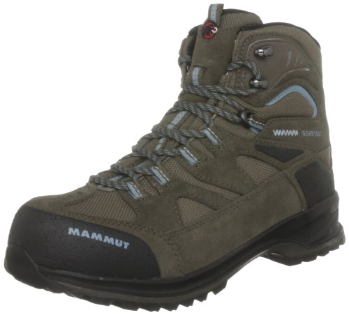 Mammut Unisex-Adult Teton Gtx Java-Bluestone Hiking Boot 3020-02541-0380-1065 6.5 UK