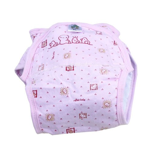 Wearing Cloth Diapers