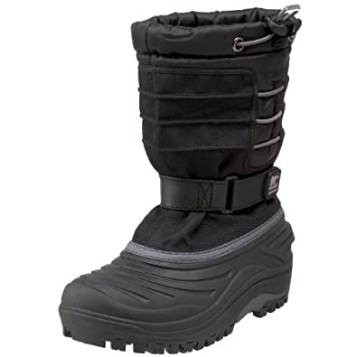 Sorel Snow Trooper 1804 - Waterproof Winter Boot (Toddler/Little Kid/Big Kid)