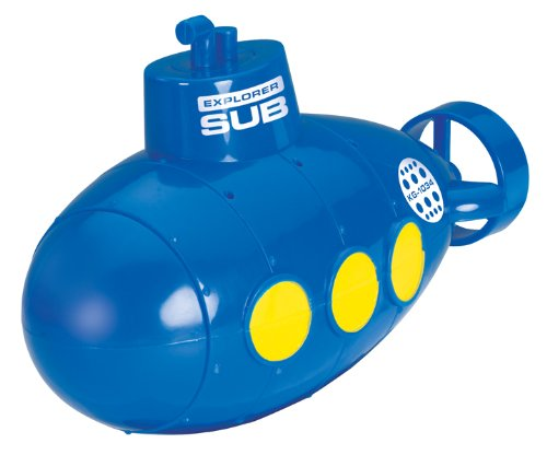 Kid Galaxy Explorer Sub, Blue