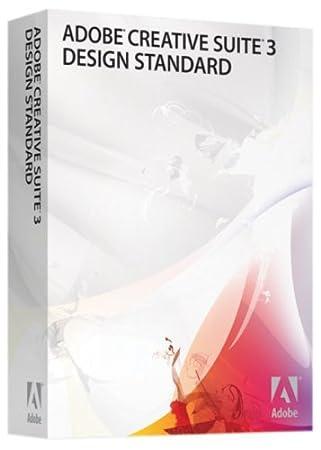 Adobe Creative Suite 3 Design Standard - Complet (1 poste)