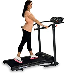 "Exerpeutic 400XL ""Fitness Walking"" Electric Treadmill"