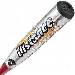 DeMarini Distance-8 Senior League Baseball Bat with a 2 5/8-Inch Barrel