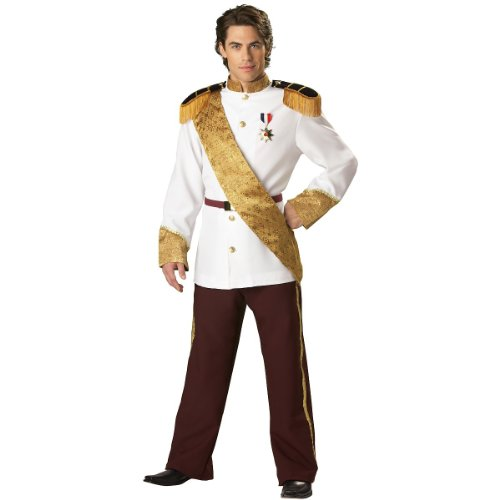Prince Charming Costume - Medium - Chest Size 38-40