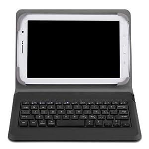 Belkin F5L154DEBLK Tastatur Case für Samsung Galaxy Tab
