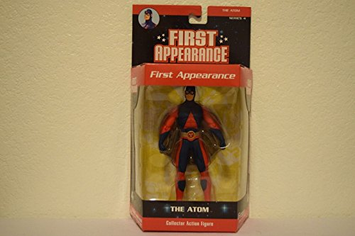 First Appearance Series 4: Atom Action Figure - 1