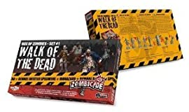 Guillotine Games Zombicide: Walk of the Dead - Box of Zombies set 1