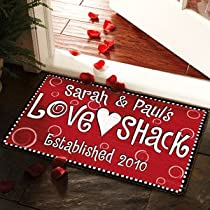 LOVE SHACK PERSONALIZED
