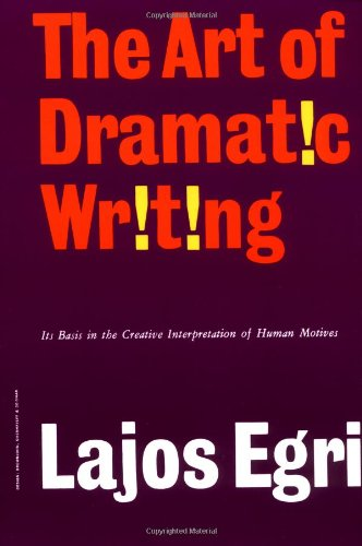 dramatic writing Using egri's abcs of premise, character, and conflict, the art of dramatic writing is a direct, jargon-free approach to the problem of achieving truth in writing.