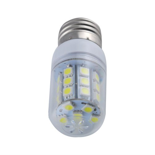 THG 10pcs High Luminous Cool White Living Dining Room Bedroom Lighting E27 30 SMD 5050 LED 350LM 6000-6500K Corn Light Spotlight Bulb