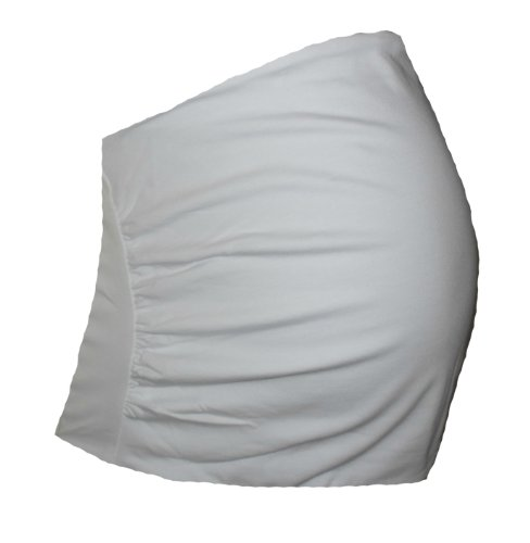White Ruched Belly Band Blooming Marvellous (Large (14/16))